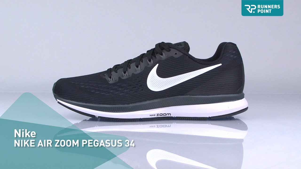 Nike AIR ZOOM PEGASUS 34 - YouTube