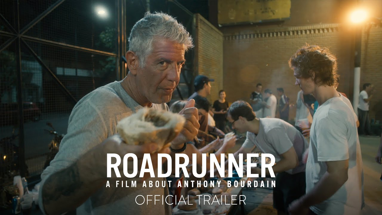 Roadrunner Review: Anthony Bourdain's Passion for Life (and Death) on the Road
