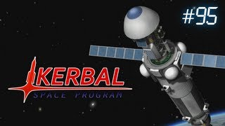 Kerbal Space Program Ep95 - The Duna Probe