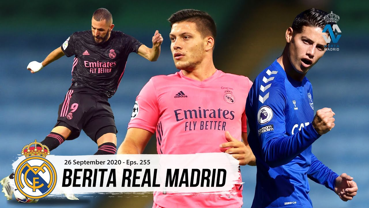 Real Madrid dan Kurangnya Gol Mereka | Kesalahan Real Madrid Melepas James Rodriguez