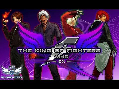 King Of Fighters Wing Ex Le Jeux  Jeux Gratuits En Ligne   Snokido