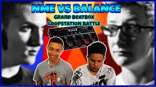 Baixar NME vs BALANCE GBBB 2018 Loopstation Battle || REACTION ||