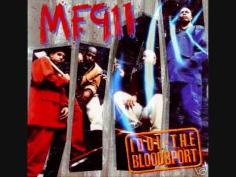 M.F. 911 / SHOTS COLD GUNNIN