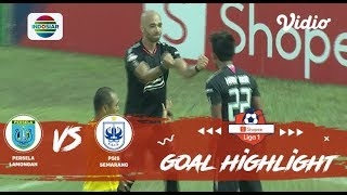 Persela Lamongan (0) - (1) PSIS Semarang - Goal Highlight | Shopee Liga 1
