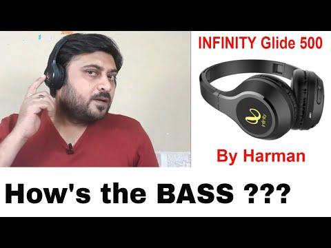 Infinity glide 500 by Harman | Wireless Headphones | Review