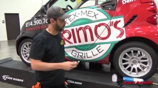 Race Ramps - Restyler Ramps Demo by Justin Pate of The Wrap Institute (RR-RESTYLE16)