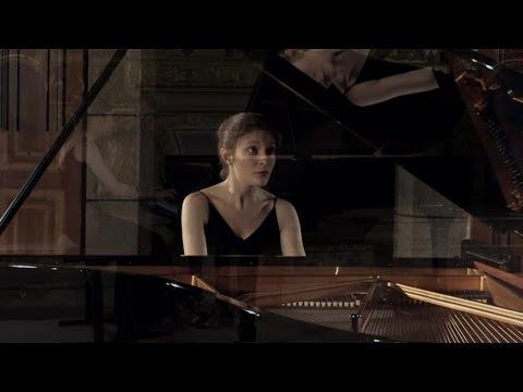 Bach - Prélude de la suite anglaise en la mineur BWV 807 - Eloïse Bella Kohn