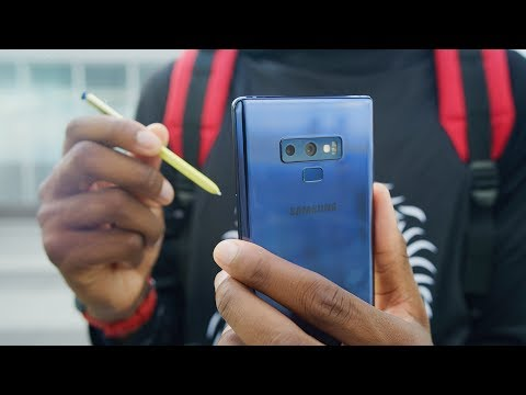 Samsung Galaxy Note 9 Review Videos