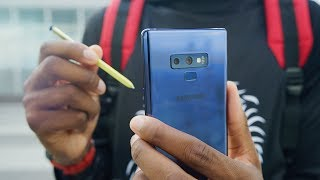 Samsung Galaxy Note 9 (8GB) Review Videos
