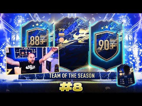 UNE TRES BELLE SURPRISE DANS LES PACKS 88+/90+ ! ON OUVRE 70 PACKS 80+ ! FIFA 21