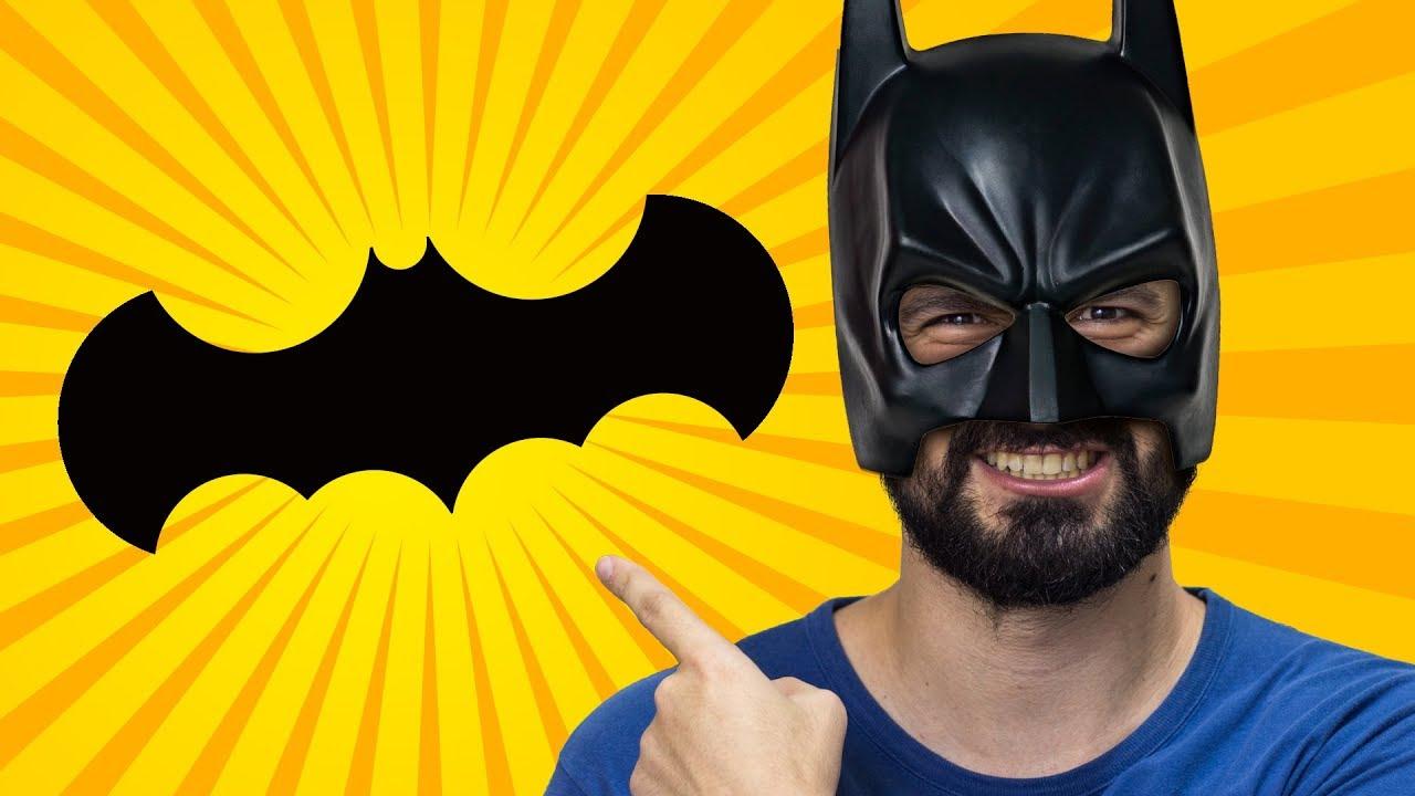 Como Desenhar O Simbolo Do Batman Com Css Youtube