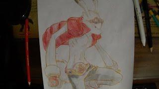 "My Pencil Drawing: King Kazuma: ""Summer Wars"""