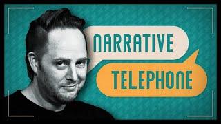 Narrative Telephone Ep. 7: Caduceus' Cautionary Chronicle