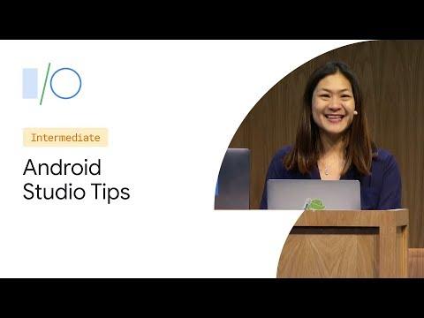Android Studio: Tips And Tricks (Google I/O'19)