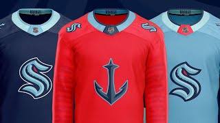 Guess what? yes another jersey concept video. today we are going with the newest team to join nhl. seattle kraken. just other day kra...
