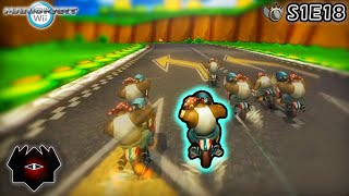 Road to Master - Online Time Trial Lounge [S1E18] - Mario Kart Wii