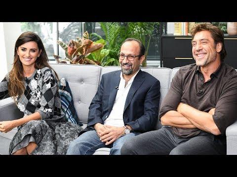 Penelope Cruz & Javier Bardem talk Asghar Farhadi's 'Everybody Knows'  TIFF 2018