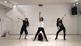 東京女子流 / キスひとつで Dance Practice ver.
