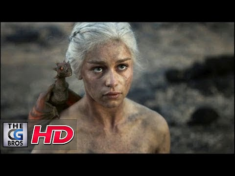 CGI VFX Breakdown 1080P : 'Game of Thrones' (3D Motion Tracking) by PeanutFX