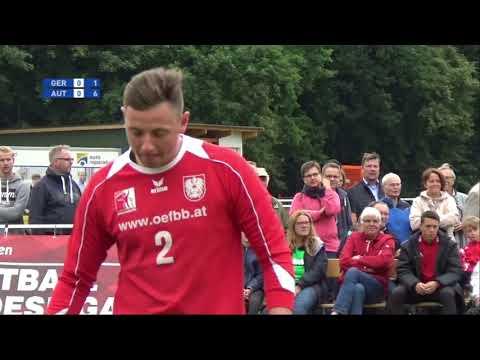 Faustball Jugend EM 2019 Finale Deutschland   Österreich