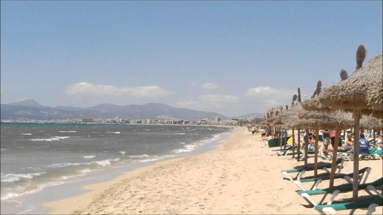 Playa de Palma - Mallorca - Majorca - YouTube