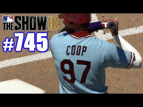 PLAYERS WEEKEND COOP JERSEY! | MLB The Show 18 | Road to the Show #745