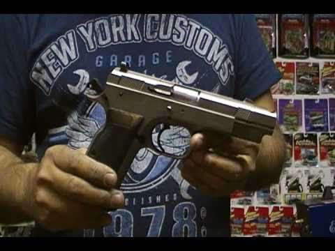 EAA Witness 45 Acp Compensated Cz75  Clone W Wolf Springs