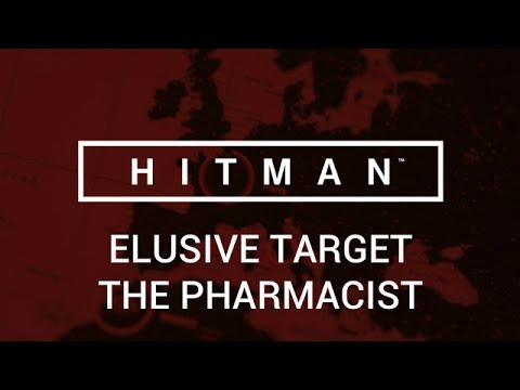 Hitman: Elusive Target - The Pharmacist