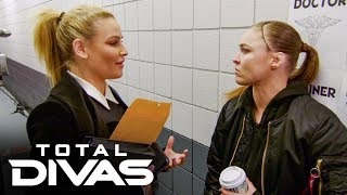 Natalya wants to win the WWE Women's Tag Team Titles: Total Divas Preview Clip, Oct. 8, 2019