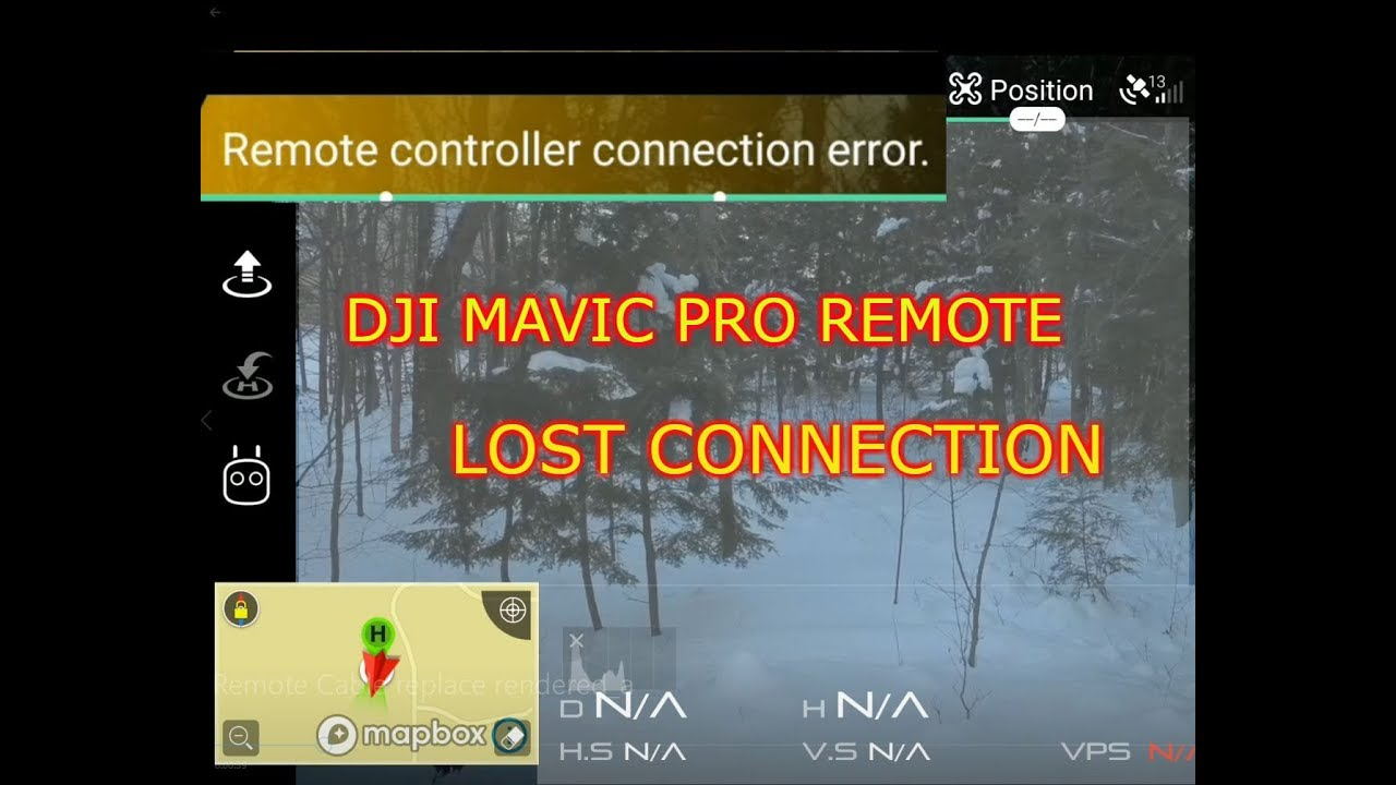 DJI Mavic Pro Controller Fail, Disconnections and Signal Loss Resolved