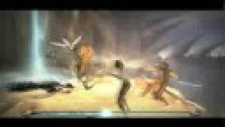 Prince of Persia 4-Gameplay Trailer #1