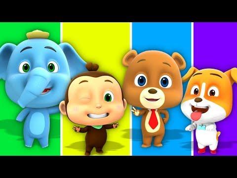 Komik Hayvan Çizgi Filmleri   Loco Nuts   Çılgın Hayvanlar   Çocuk Çizgi Filmleri