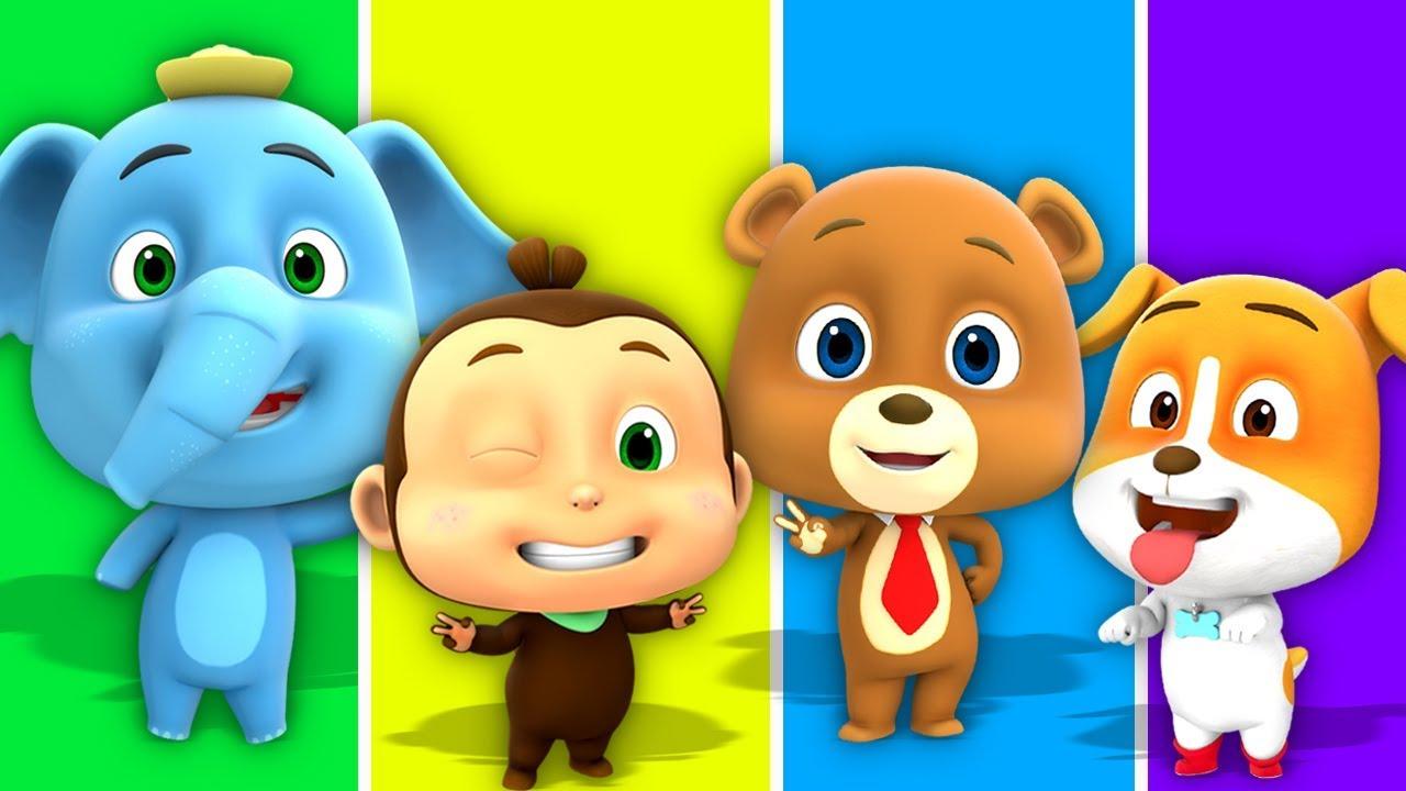 Komik Hayvan Çizgi Filmleri | Loco Nuts | Çılgın Hayvanlar | Çocuk Çizgi Filmleri