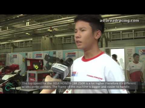 ARRC Autopolis: Asia Dream Cup Friday Practice Interviews