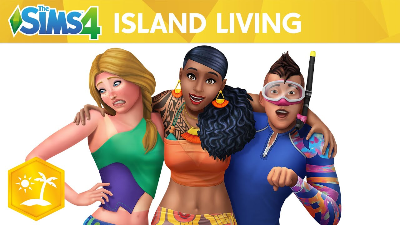 E3 2019: Sims 4 expansion pack goes tropical with 'Island