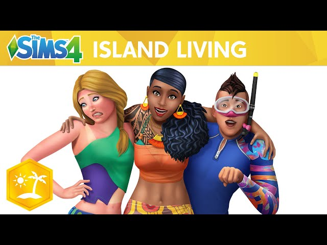 The Sims 4 teams up with It Gets Better for Pride as Island