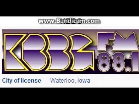 KBBG 88.1 Waterloo, IA TOTH ID at 3:00 p.m. 10/11/2014