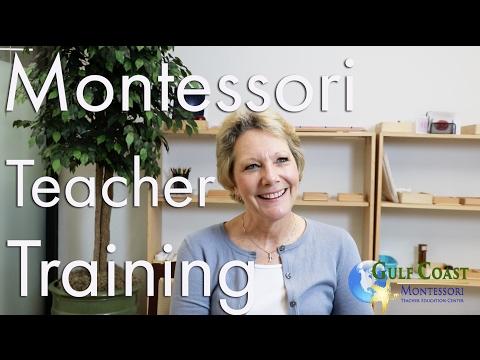 Gulf Coast Montessori Teacher Training Information!