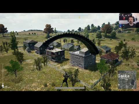 PlayerUnknown's Battlegrounds PREMIERE gameplay (Xbox One) pt1 - Creation and Fumbling About