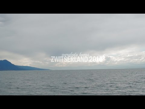 Switzerland Travel Montage | 2015