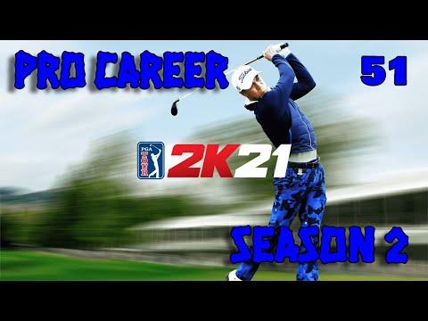 PGA Tour 2K21 | Season 2 | The Players Championship | Round 3