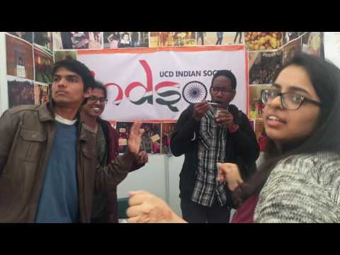 UCD Indian Society: Freshers Week 2016-2017