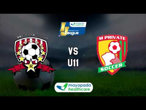 Indonesia Rising Star vs MPrivate Soccer [Indonesia Junior Mayapada League 2018] [U11] 8-4-2018