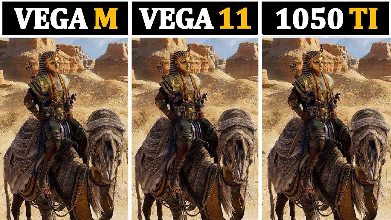 2018 Vega M Vs Vega 11 Vs Gtx 1050ti Tested 15 Games Youtube