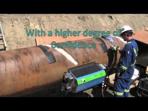 LaserScan3D Pipeline Corrosion Scanner