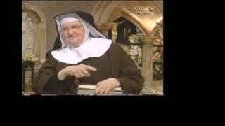 Lo Mejor de la Madre Angélica - no dejen que su corazón se inquiete
