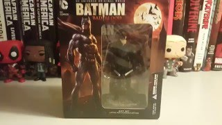 Unboxing - Batman Bad Blood Best Buy Exclusive Plus Comic Book/ Graphic Novel and Figurine