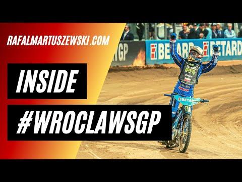 Inside #WroclawSGP | Żużel | Speedway Grand Prix Runda 3. we Wrocławiu