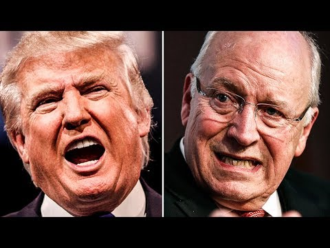 Dick Cheney's Doctor Says White House Definitely Hiding Something About Trump's Health