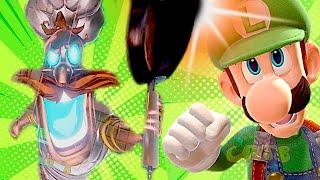 СУПЕР МАРИО ЛУИДЖИ МЕНШН  #7 мультик игра для детей Детский летсплей на СПТВ Luigi Mansion 3 Boss